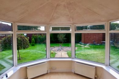 Finished Interior 2 from The Warm Conservatory Roof Company