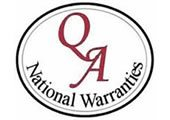 QA National Warranties with the Warm Conservatory Roof Company
