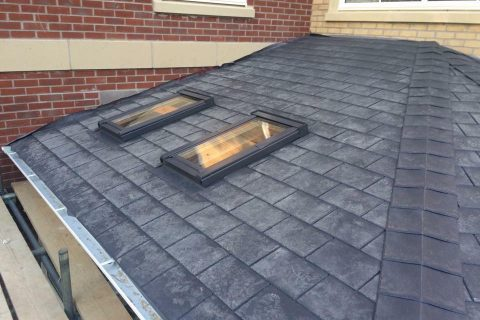 Veluxe with a Warm Conservatory Roof Company