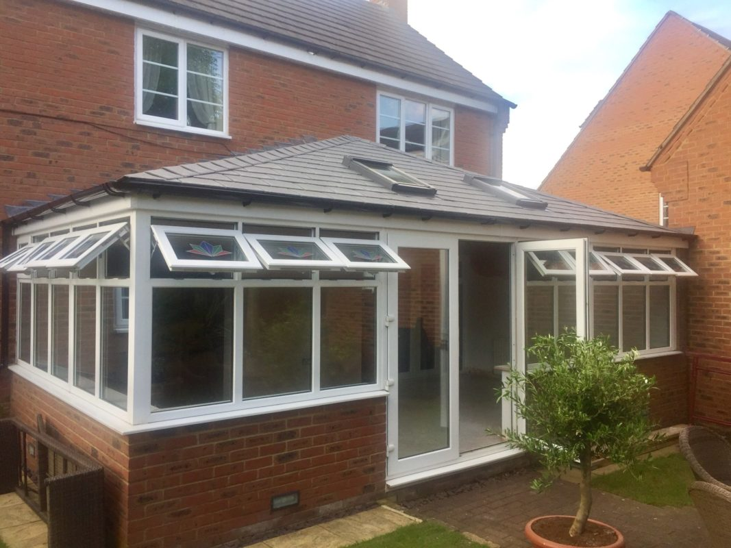 Tapco Tiled Warm Roof - Warm Conservatory Roof Company