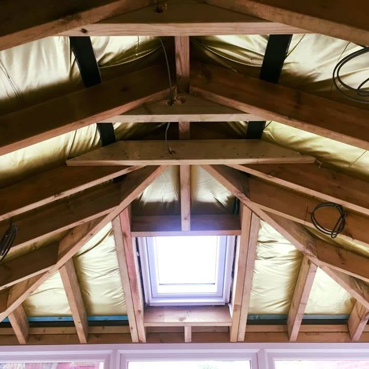 conservatory roof northampton, tapco tiled conservatory roof3